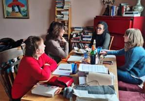 NEW YORK - rencontre avec Johanna Fernandez, porte-parole de Mumia