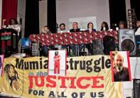 Meeting PHILLY - 38ème anniversaire de l'arrestation de Mumia