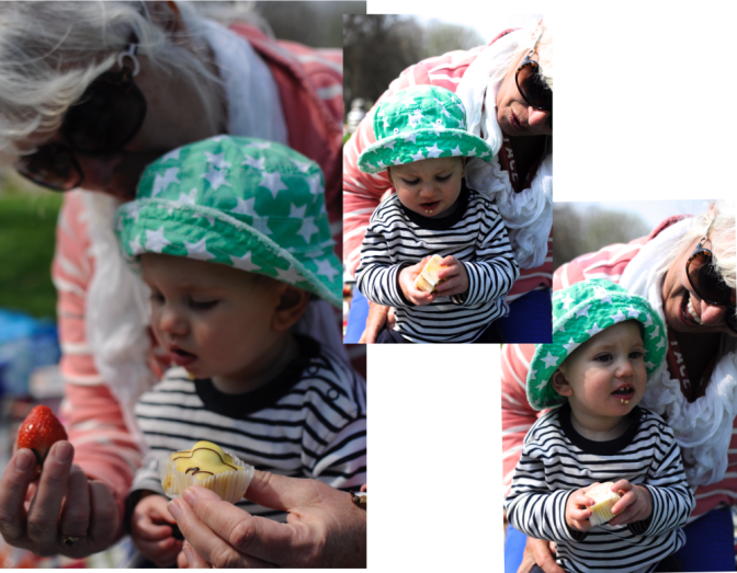 Life's better with cake! A park day in Bristol by Mum in a Nutshell