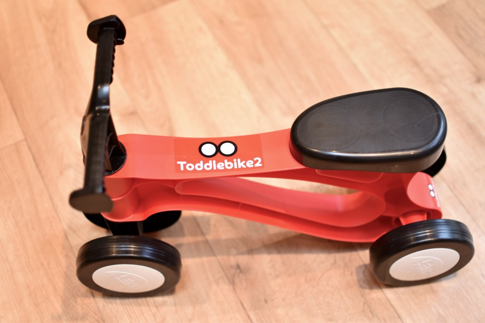 Reviewing the toddlebike2 the pre balance bike