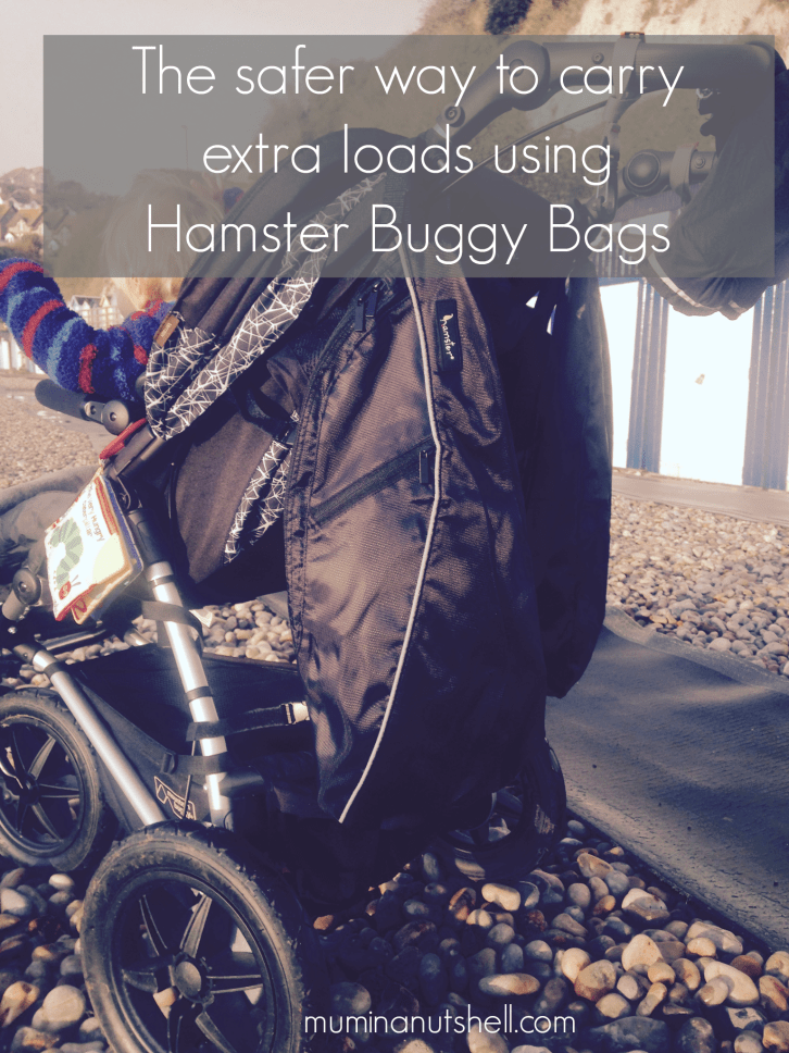 Hamster Buggy Bags Review and Giveaway