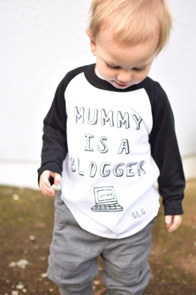 Mummy is a blogger – My Sunday Photo