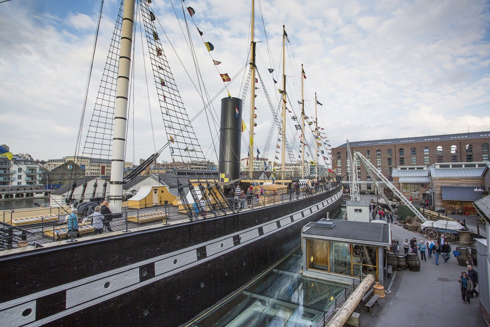 planning a staycation, how about Bristol? there's so much to do, you could easily fill a few days with this guide;