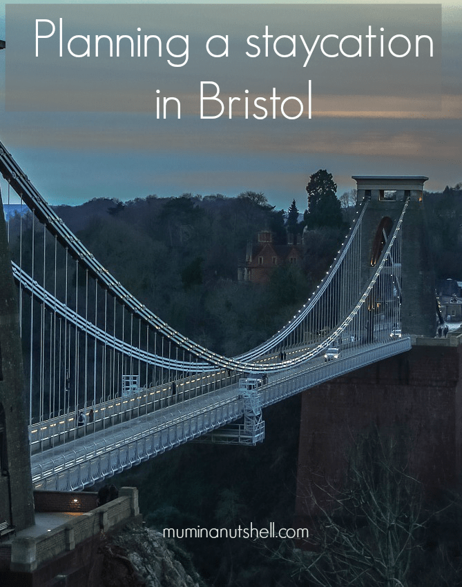Planning a Staycation in 2016? Try Bristol