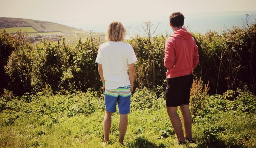 A final family holiday with my teenage son