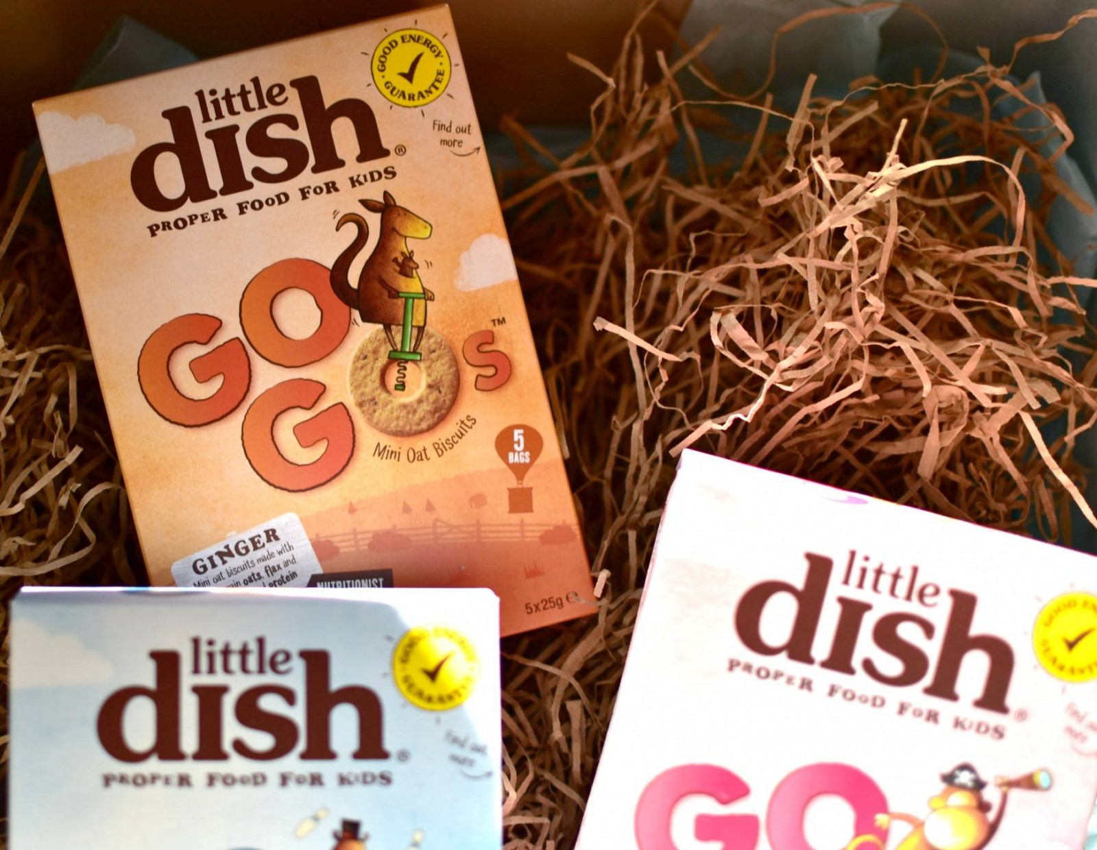 These cute little healthy snacks from Little Dishes are my toddlers current favourites and I'm quite partial to the vanilla flavour