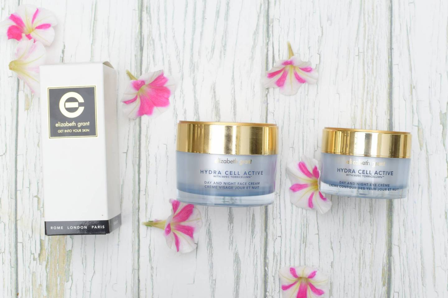 Elizabeth Grant Hydra Active Skin Care Reviewed.