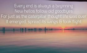 A fabulous quote for anyone at a low point in their life, divorce, separation or break ups can be hard but remembering this helps enormously