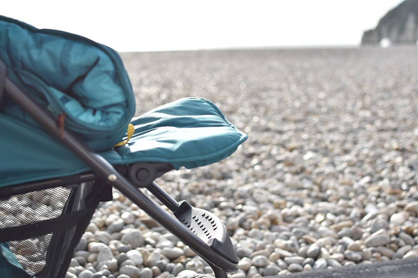 reviewing the Pushmatic pushchair by Koochi, I really liked how light weight and easy to push this is