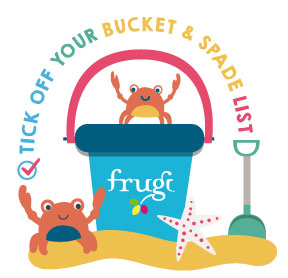 ticking off our toddler approved summer bucket and spade list with the help of Frugi