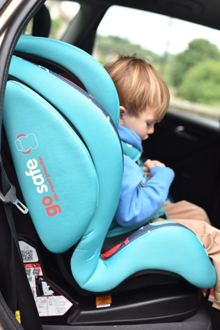 A review of the Cosatto Hug isofix