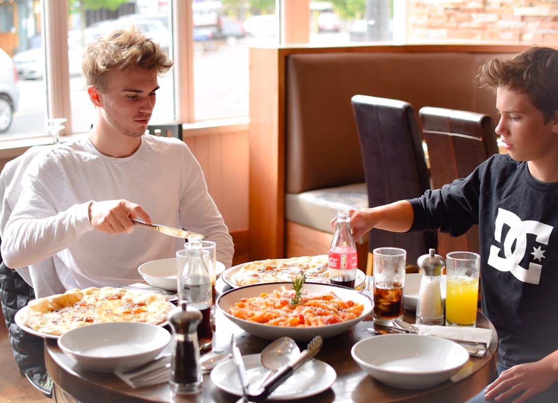 Try out the La Famiglia sharing dish at Prezzo wile combining precious quality family time
