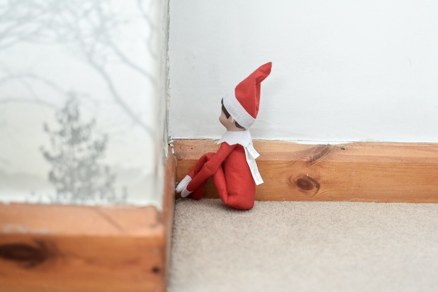 Why I'm not Doing Elf On The Shelf This Christmas