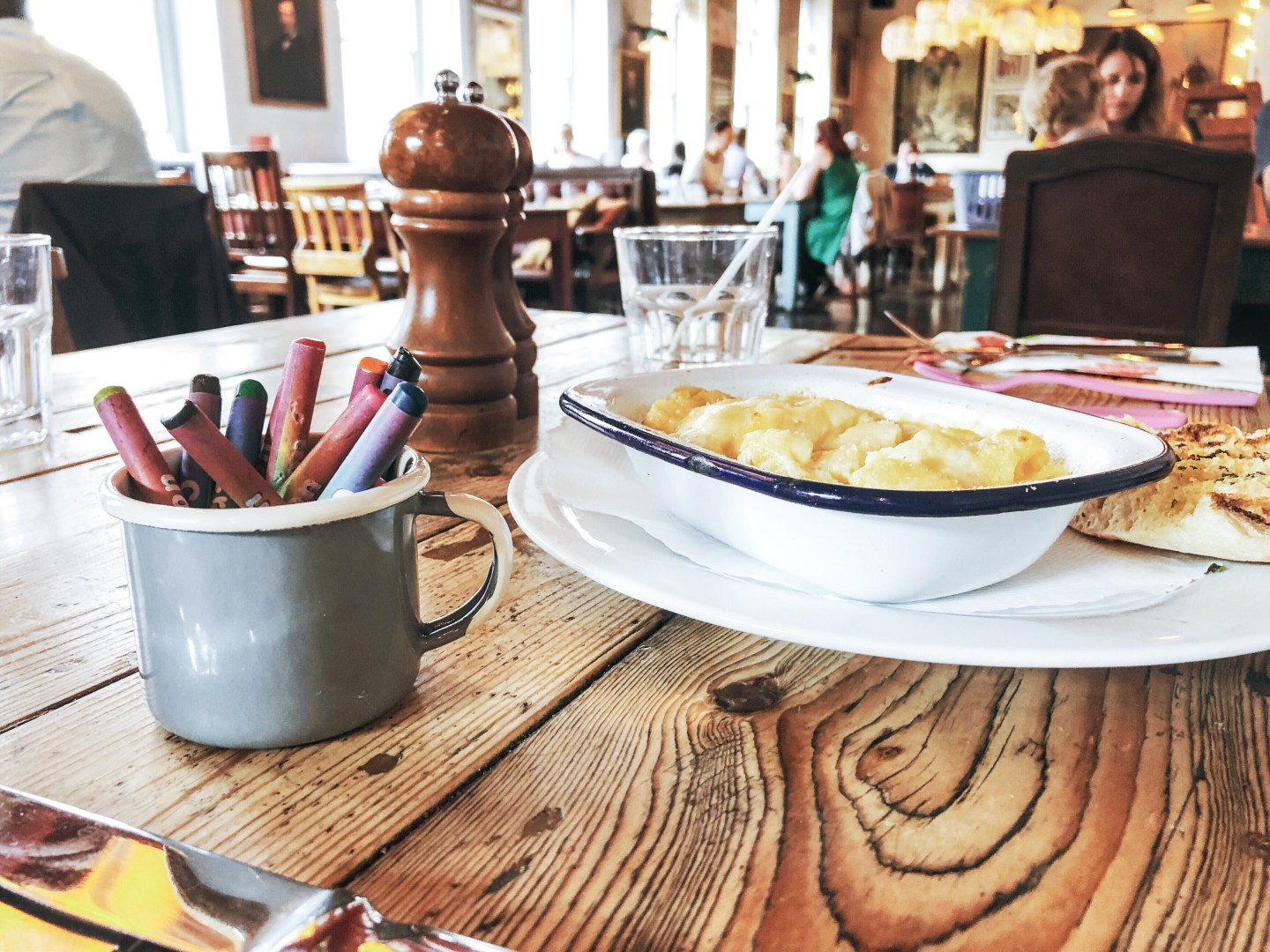 Read what happened when I took two teenagers & a four-year-old out for lunch at our local Cosy Club bar & restaurant in Exeter's Southernhay