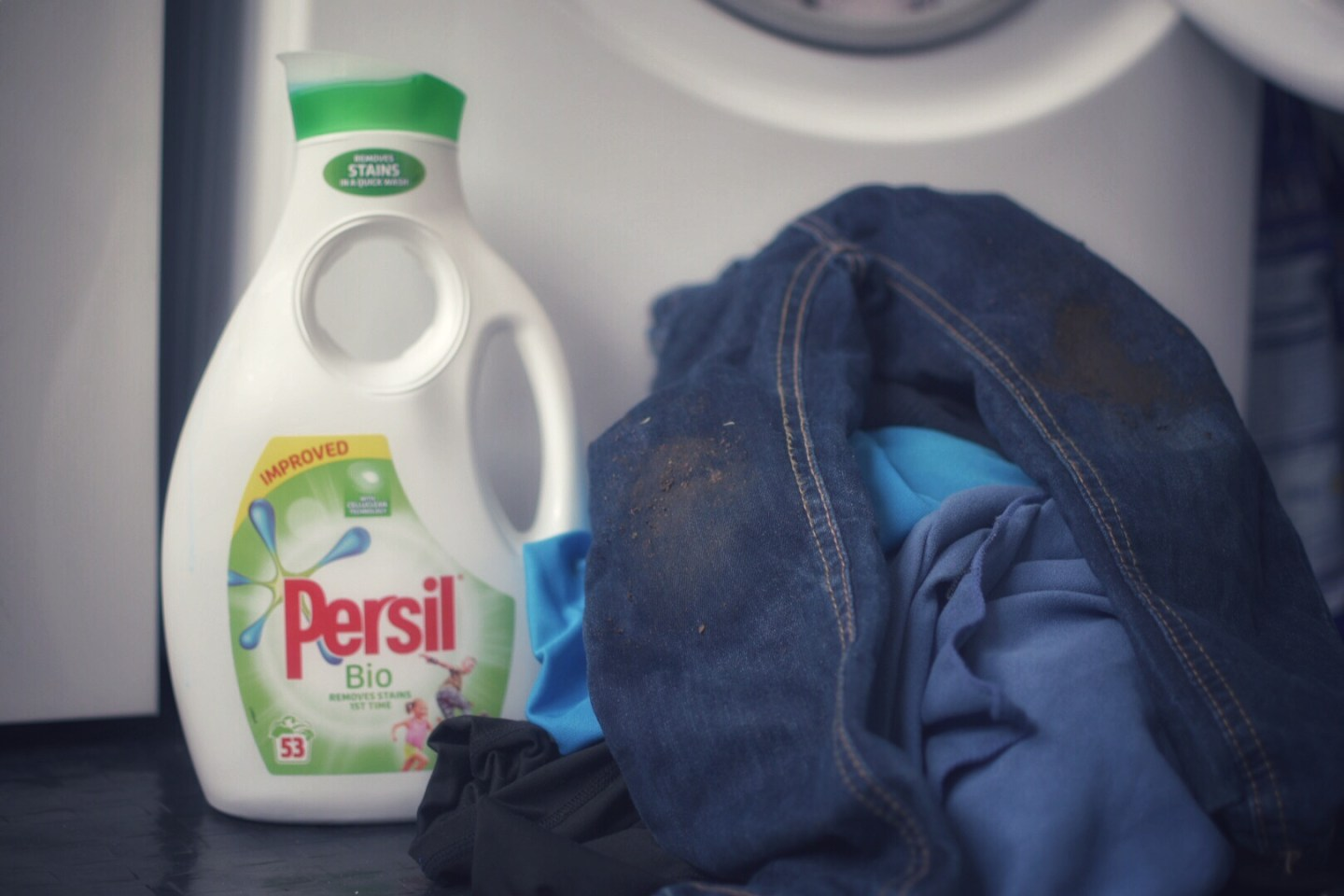 Tipping the balance with the Persil 'Dirt Is Good' Campaign
