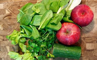 Want to feel great, try this Green Juice