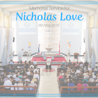 Celebrating the Life of Nicholas Love