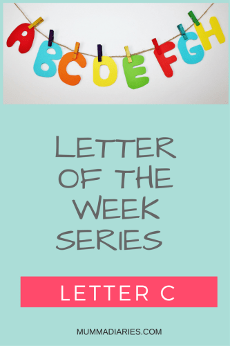 letter-of-the-week-seriesc