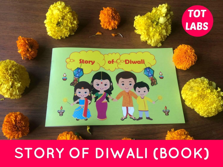 Story Of Diwali A Diwali Book For Children