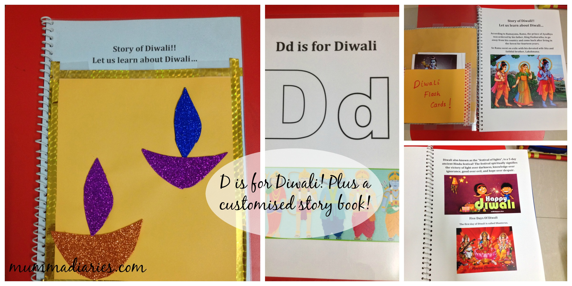 Diwali Festival Themed Toddler Activities
