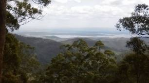 View from Mt Jolly (over Samford Valley).