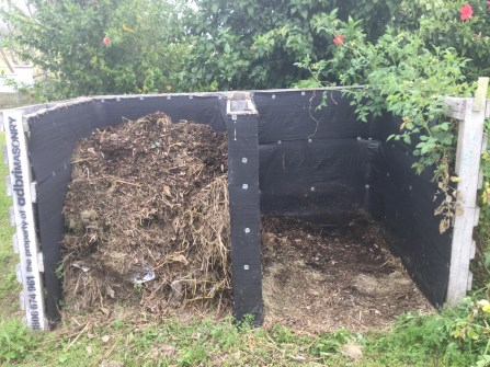 Compost - great for the garden!