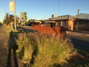 Quilpie Cow!
