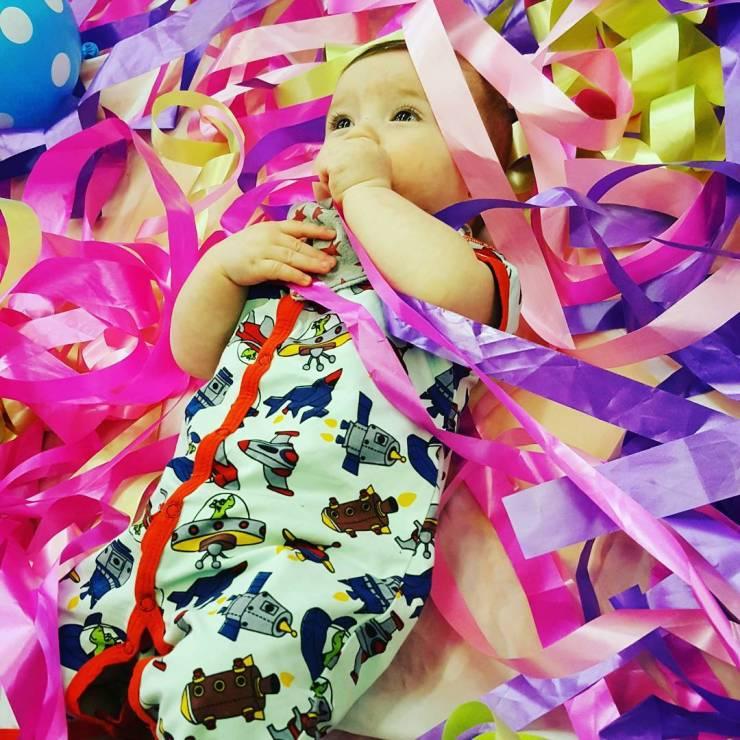 Baby Sensory Ribbons