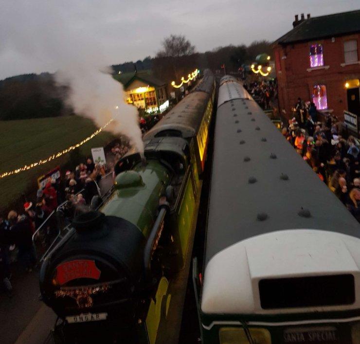 epping-to-ongar-railway