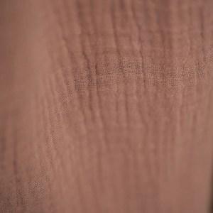Bluse – Musselin – altrosa
