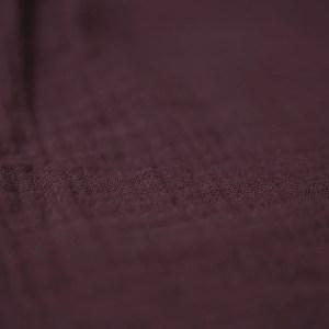Bluse – Musselin – malvenlila
