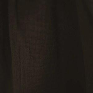 KnotenHaarband – dunkles schokobraun