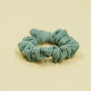 Scrunchie – meeresgrün