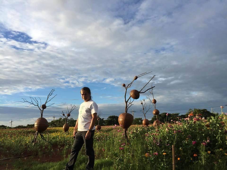 劉經倫專訪:藝術家的進化之路 – Mummum Zine