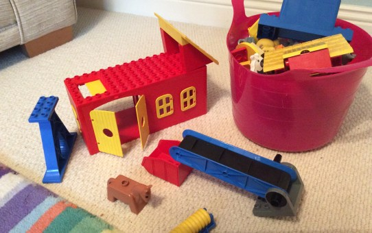 Retro toys my girls have been loving