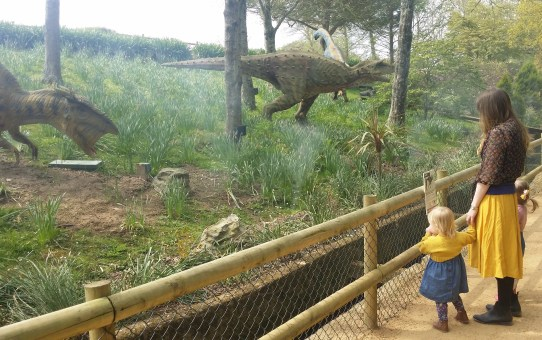 Days out for toddlers in Jersey
