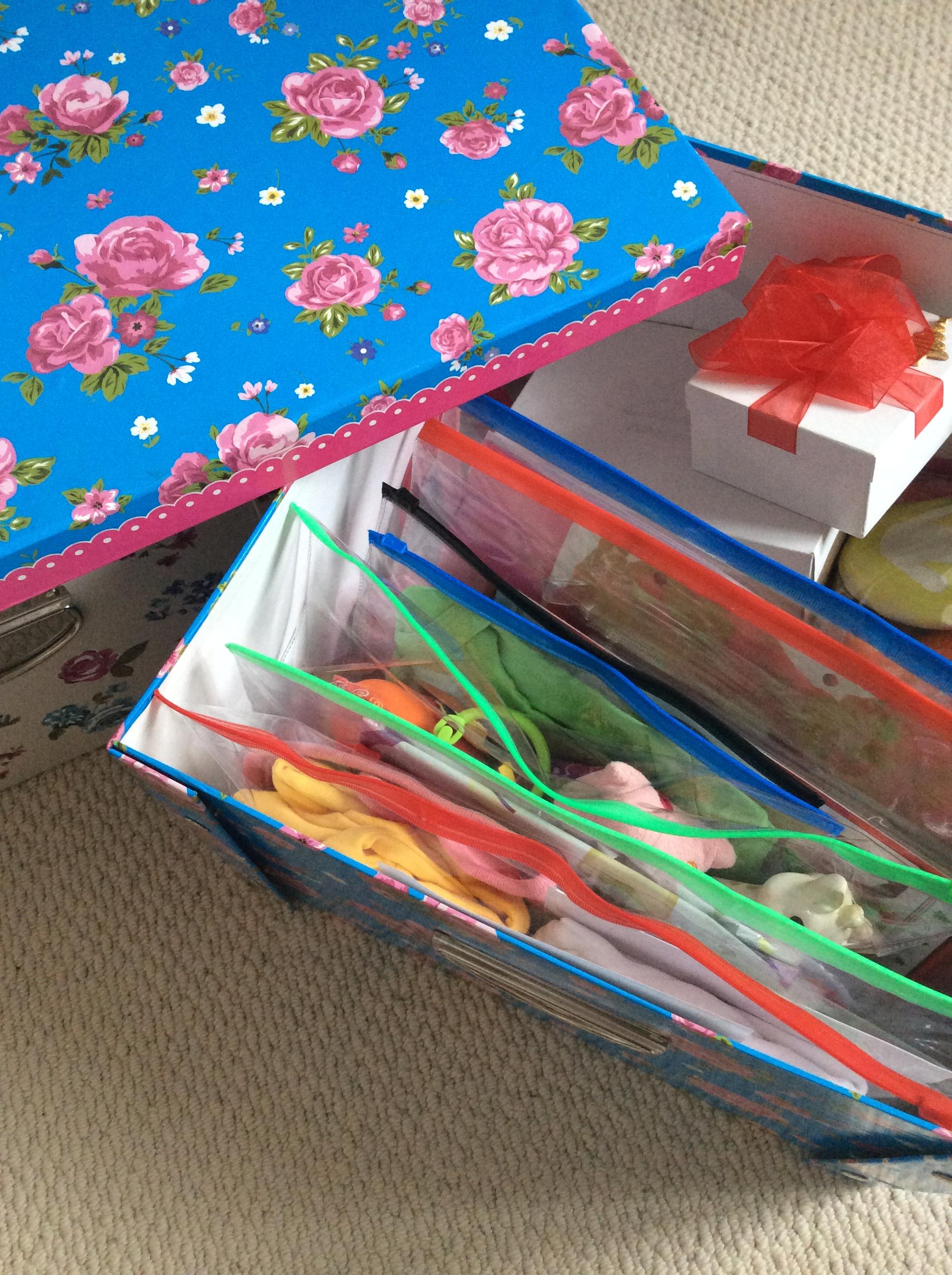 Baby memories: how not to drown in keepsakes