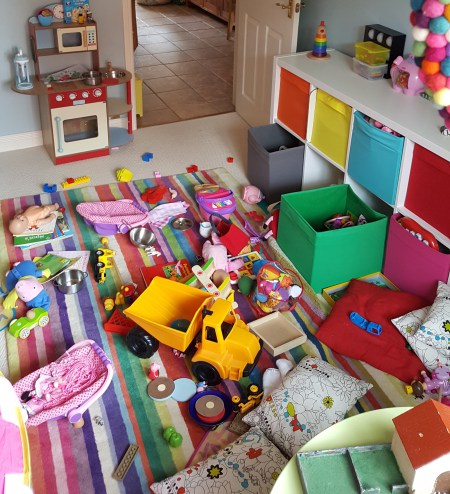 5 Ways to Keep Toys Tidy and Organised