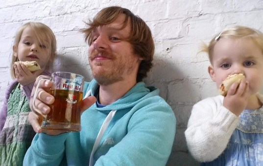 Should you take children to a beer festival?