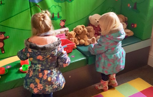Days out with the kids: Sudbury Hall's Museum of Childhood
