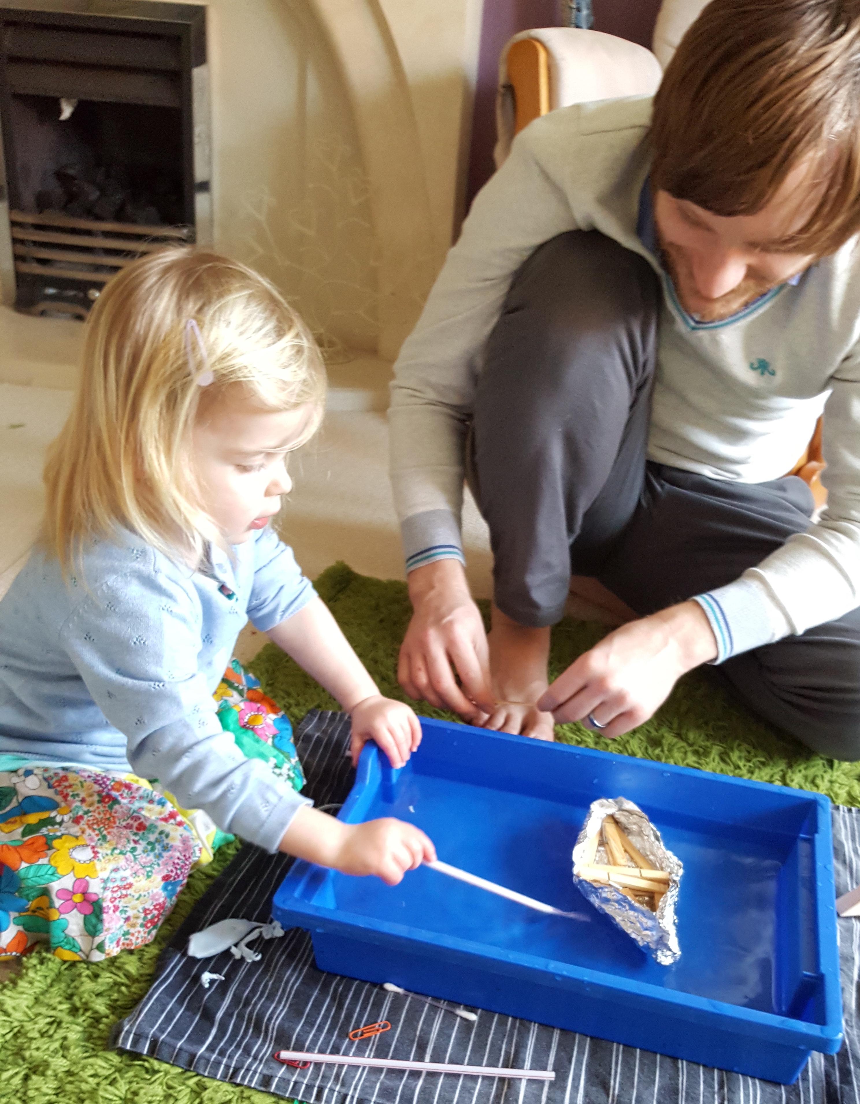 Preschool Thinking Challenges