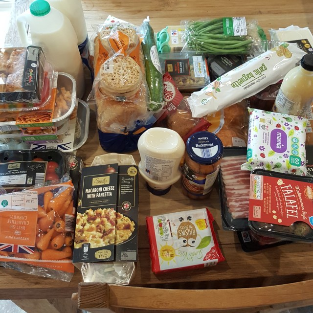 Grocery shop