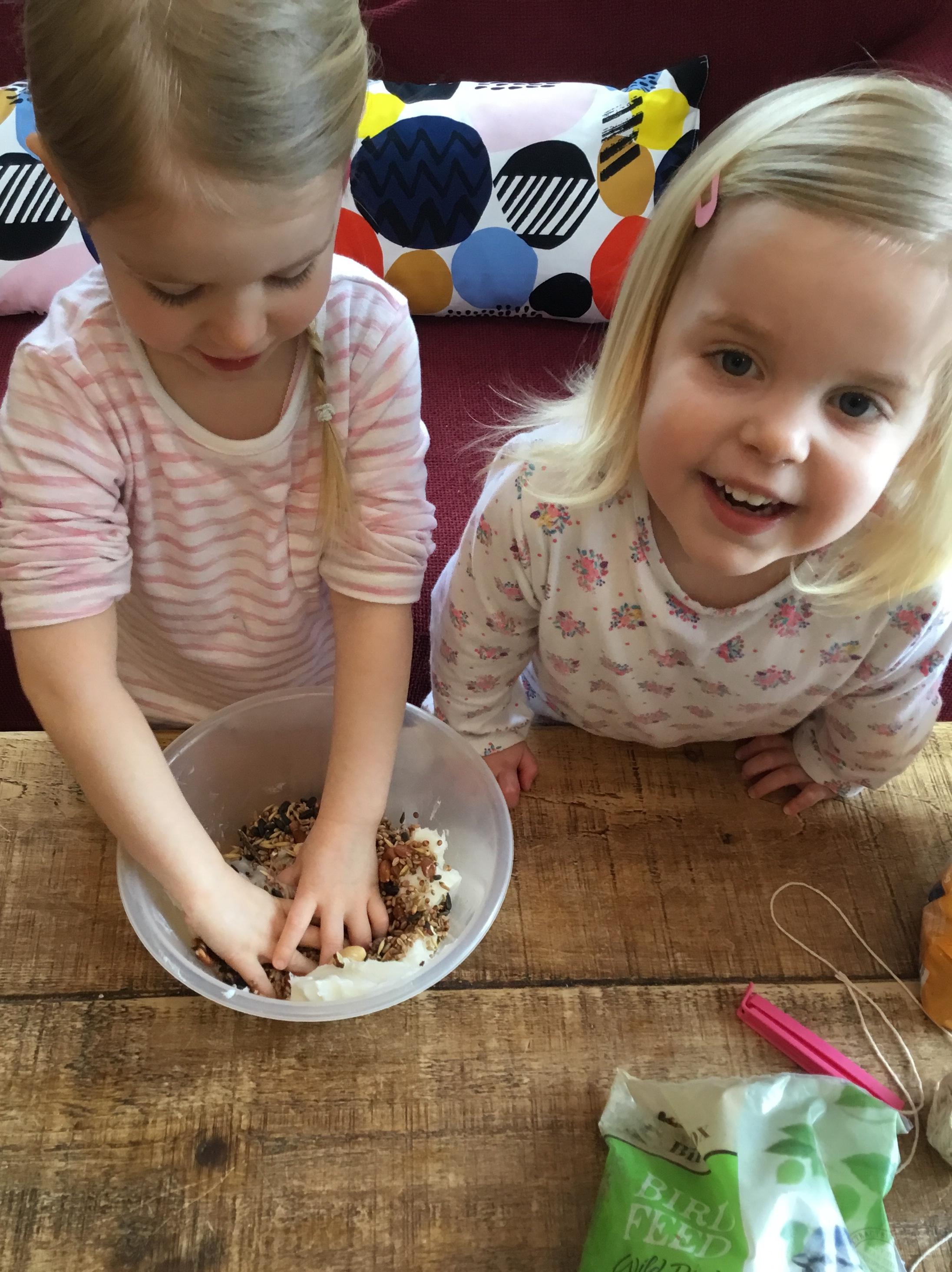 Feeding the Birds: Teaching Empathy