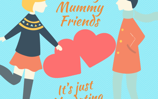 Making Mummy friends: It's just like dating