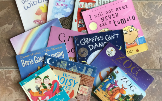 11 Top Bedtime Stories for Three Year Olds