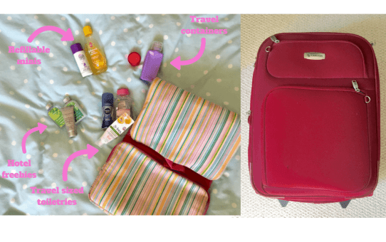 Packing Hacks – Top Tips to Help Prepare For a Family Trip