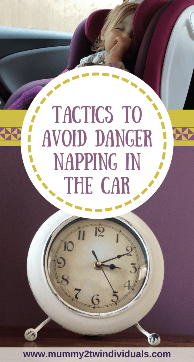 when you've got an afternoon drive planned, the last thing you want is little ones falling asleep on the journey home. Here's how to stop them.