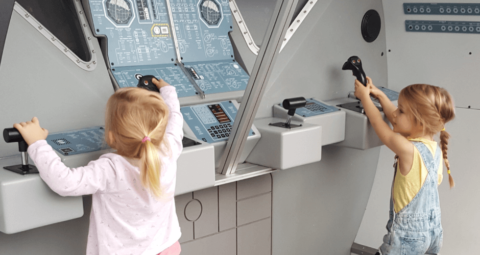 National Space Centre: Toddler Take Over