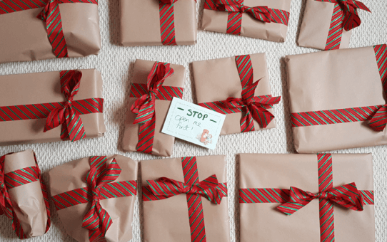 Family Christmas Gift Idea: The Gift of Time