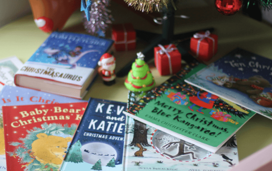 Christmas Eve Box: Christmas Book Ideas